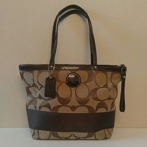 Authentic Coach Handbag- USED ONCE